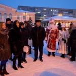 Куйбышев-НГ-открытие снежного городка-3