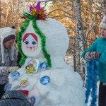 Роев ручей-парад снеговиков-8