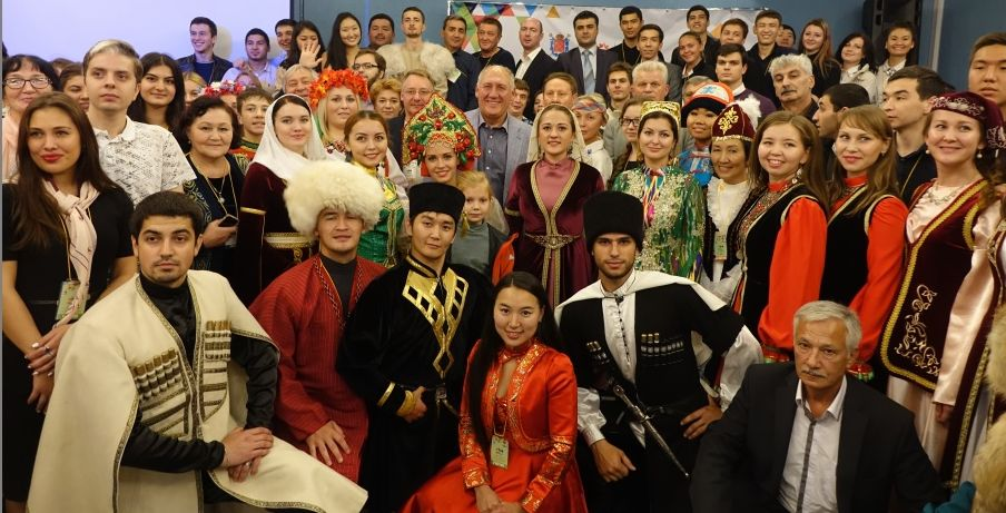 Многонациональный Петербург-1