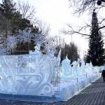 Хабаровск-ледяные скульптуры-3